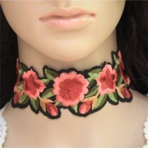 Jewelry - BEAUTIFUL Floral Choker